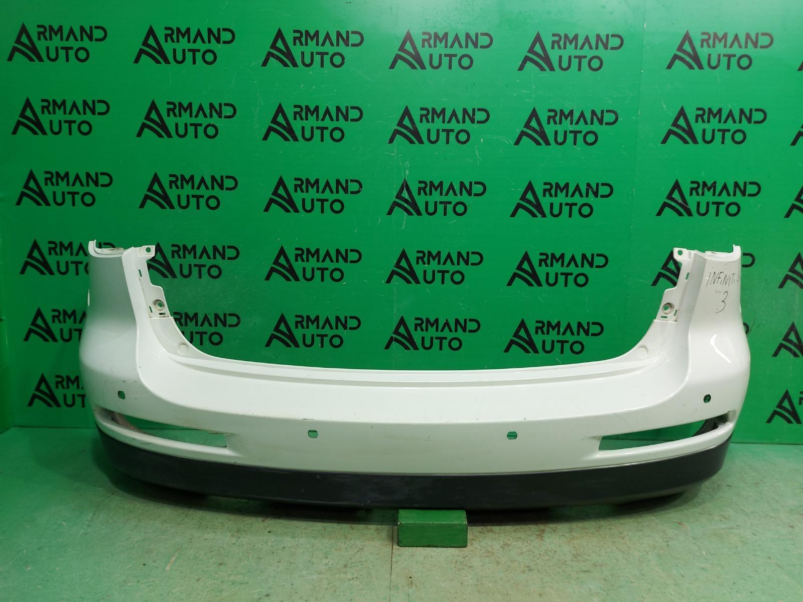 Бампер Infiniti Qx50/ex J50 2007 задний (б/у)