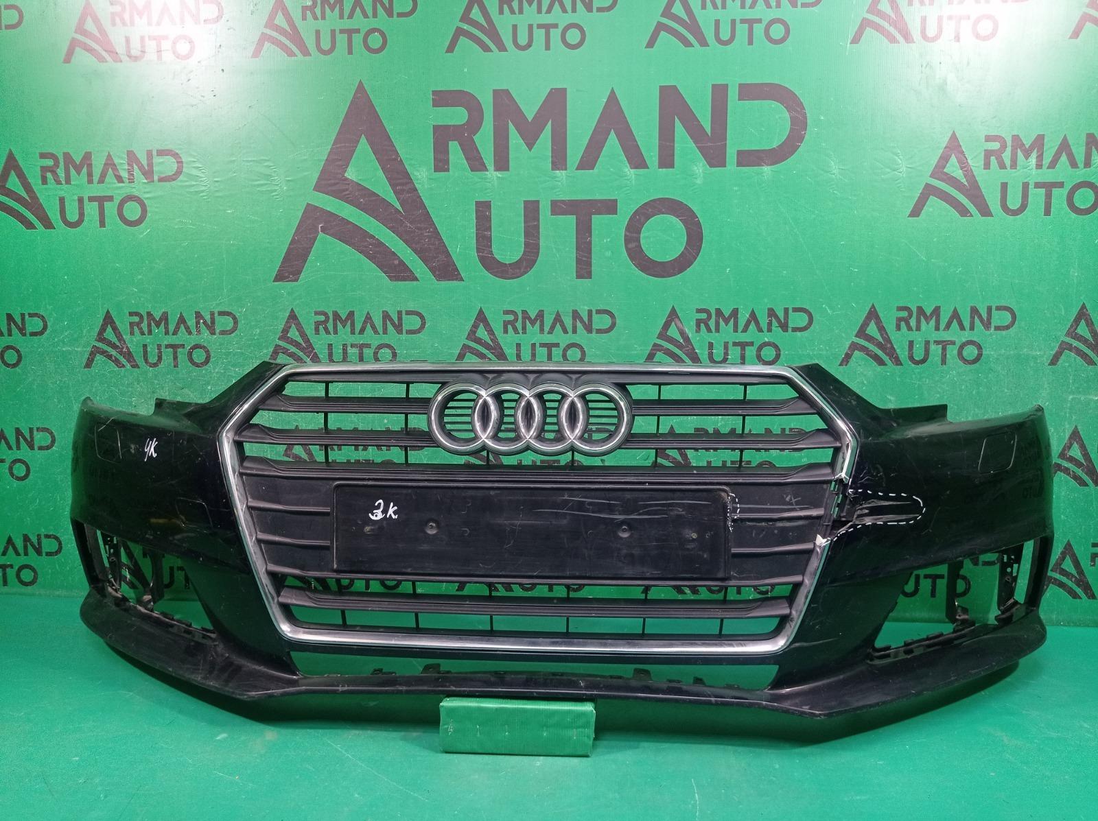 Бампер Audi A4 5 B9 2015 передний (б/у)
