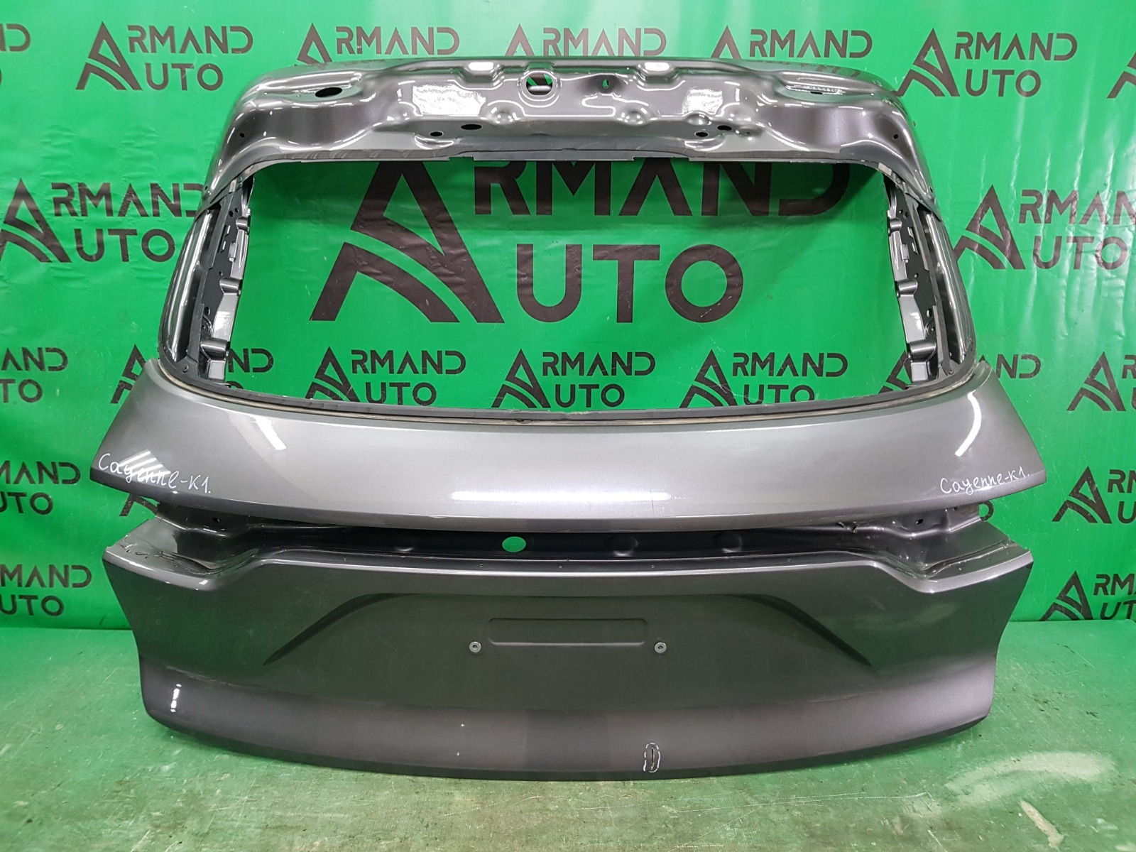 Дверь багажника Porsche Cayenne 3 2017 (б/у)