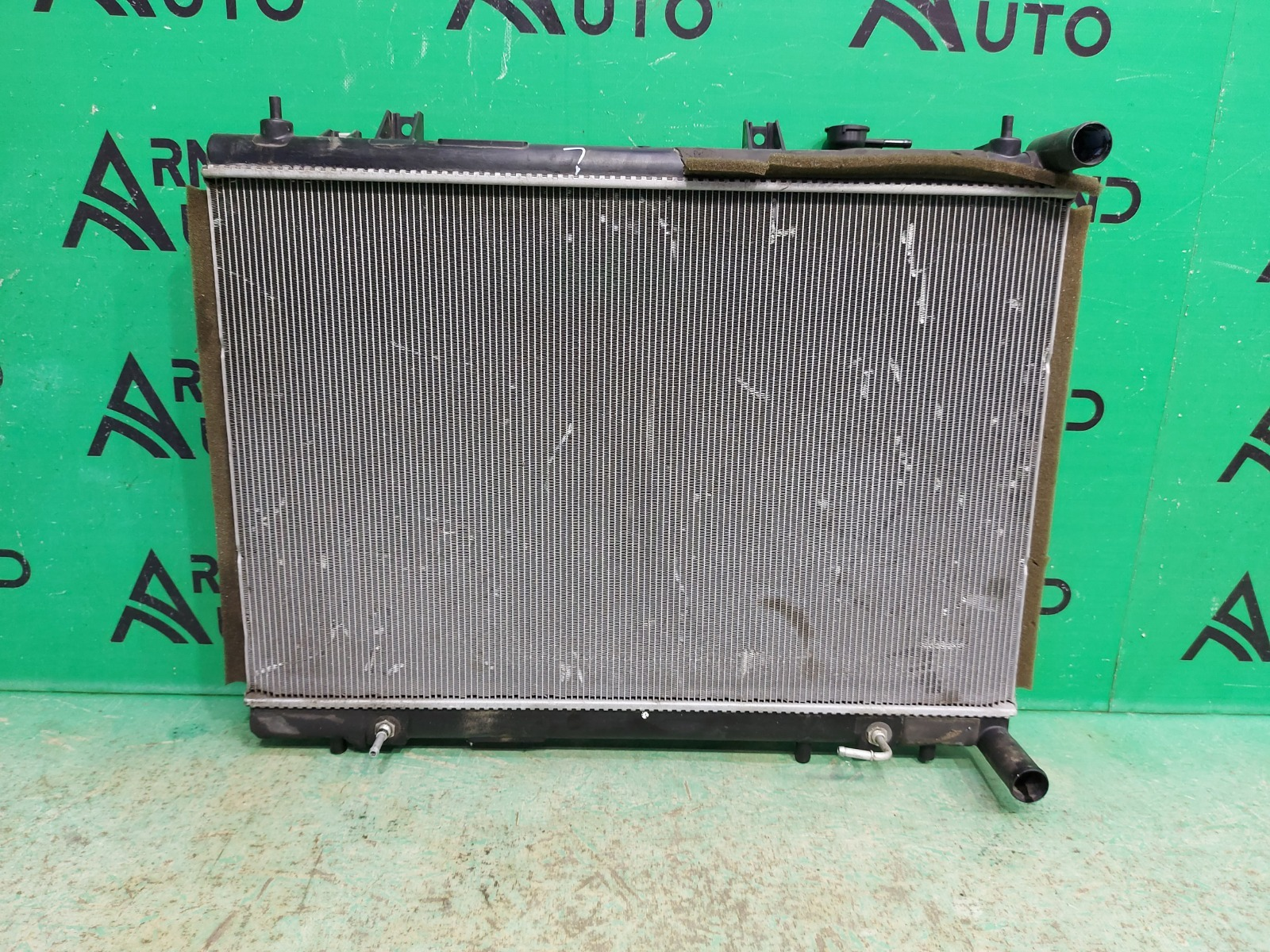 Радиатор охлаждения Infiniti Jx Qx60 L50 2012 (б/у)