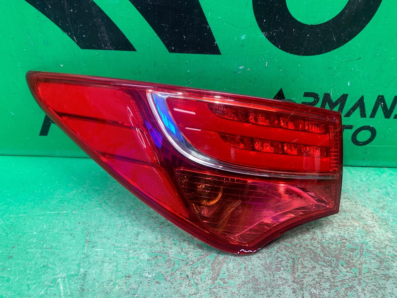 Фонарь Hyundai Santa Fe 3 2012 левый (б/у)
