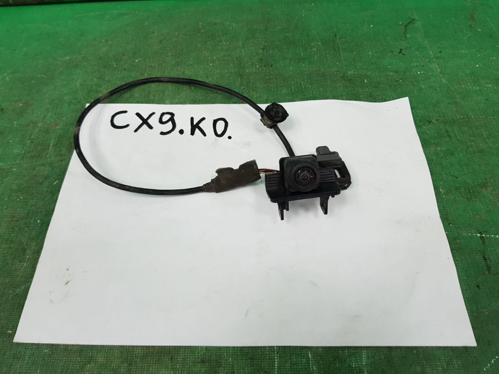 Камера Mazda Cx-9 Cx9 2 2016 передняя (б/у)