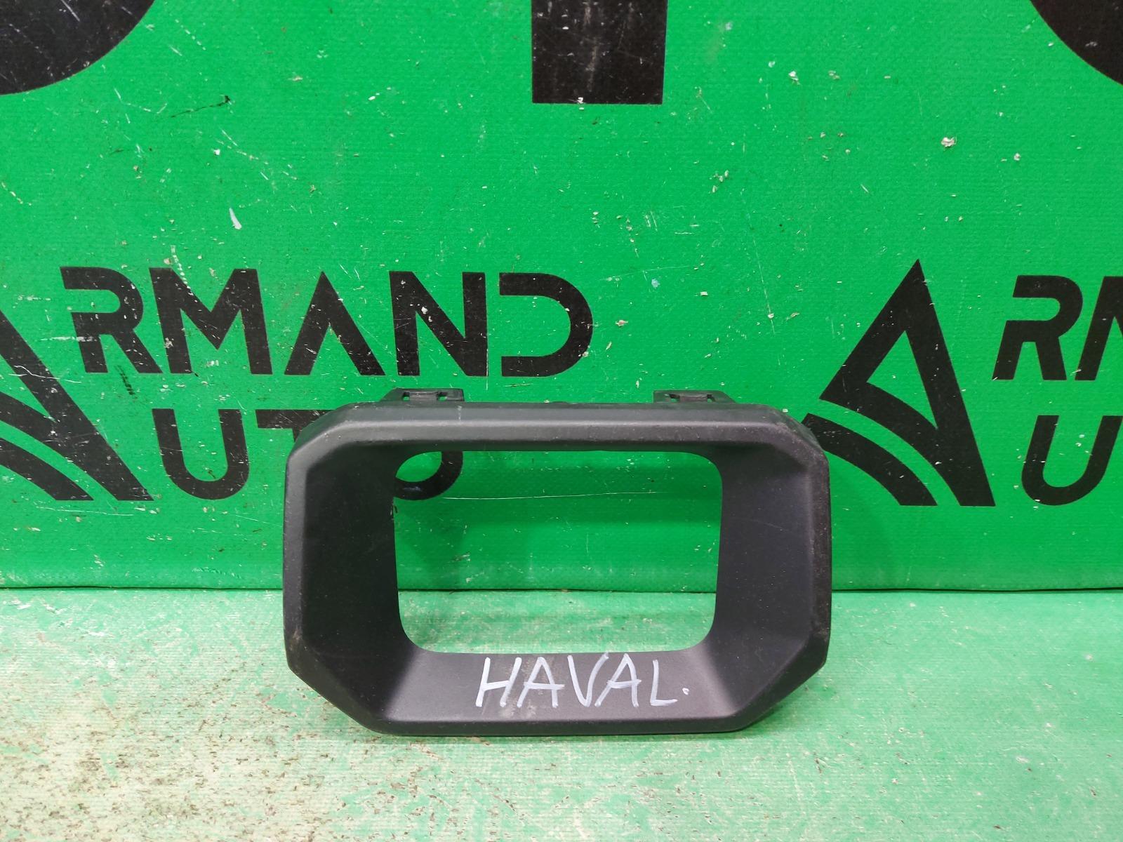 Накладка бампера Haval F7X 1 2019 (б/у)
