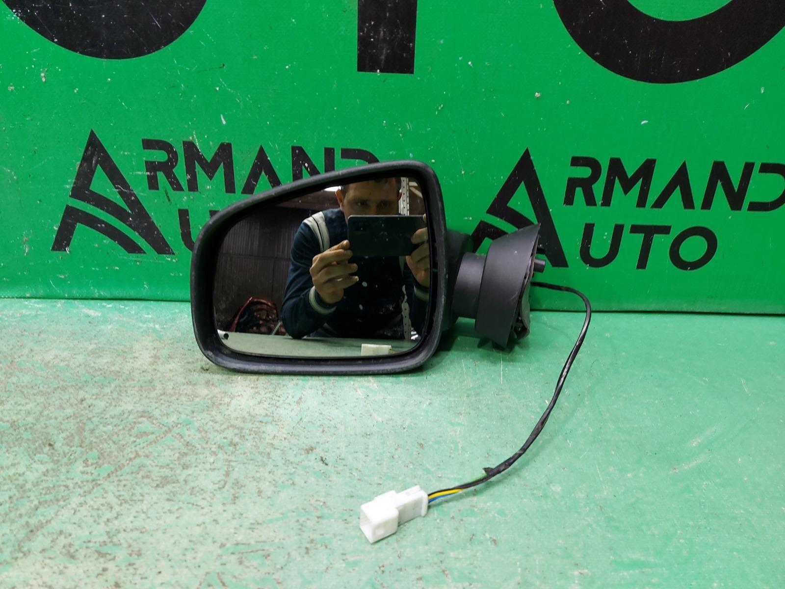 Зеркало Renault Duster 1 2010 левое (б/у)