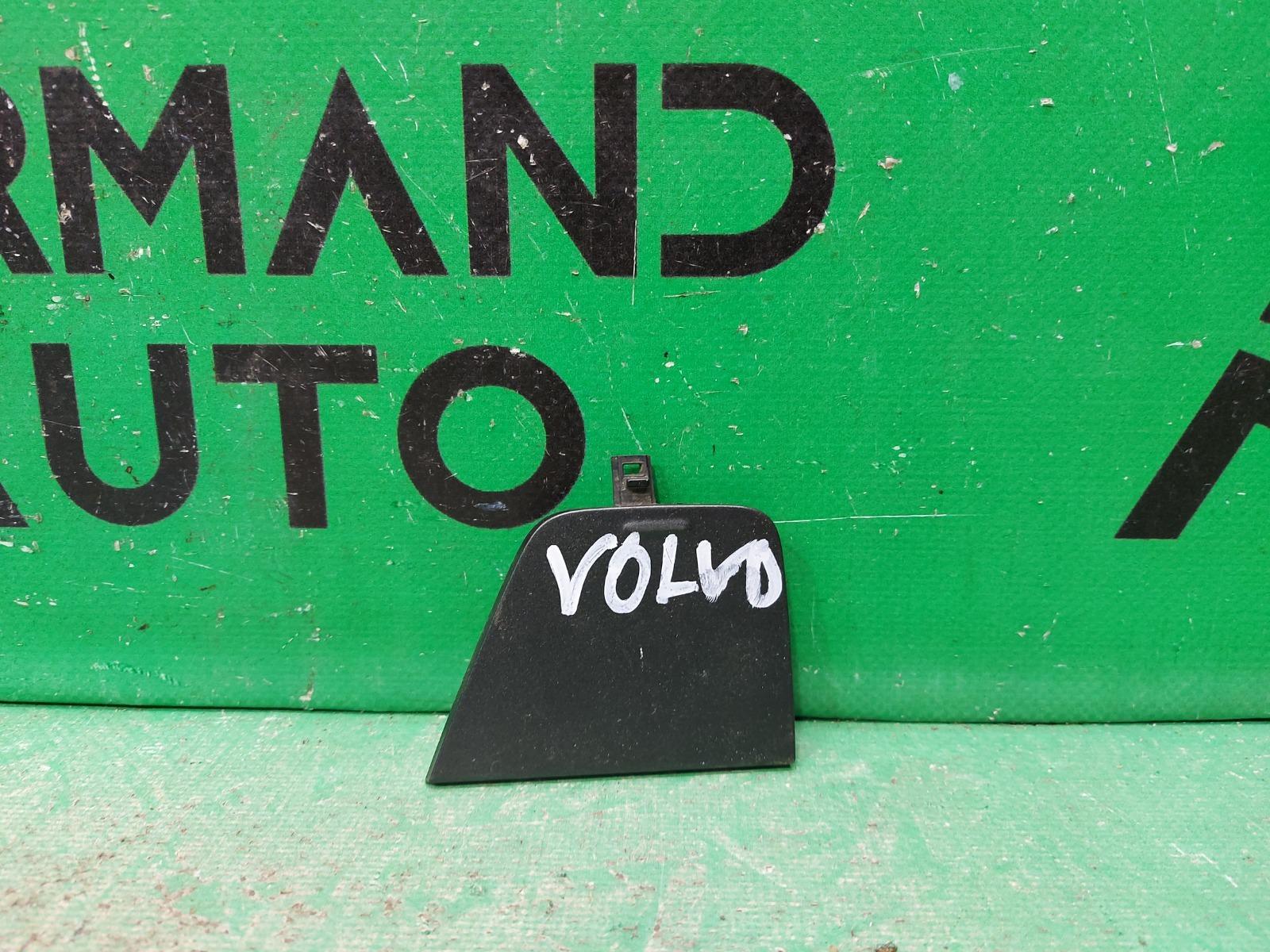 Заглушка буксировочного крюка Volvo V90 Cross Country 1 2016 задняя (б/у)