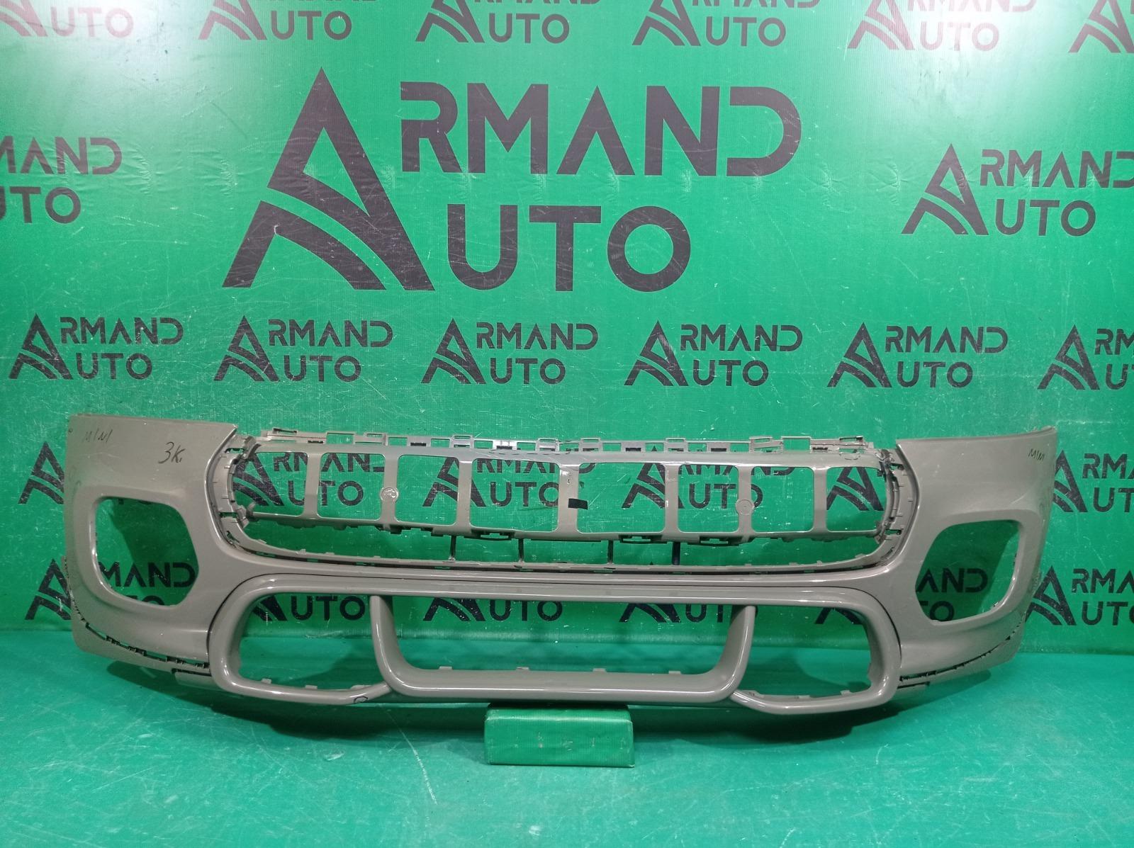 Бампер Mini Hatch F55 2013 передний (б/у)