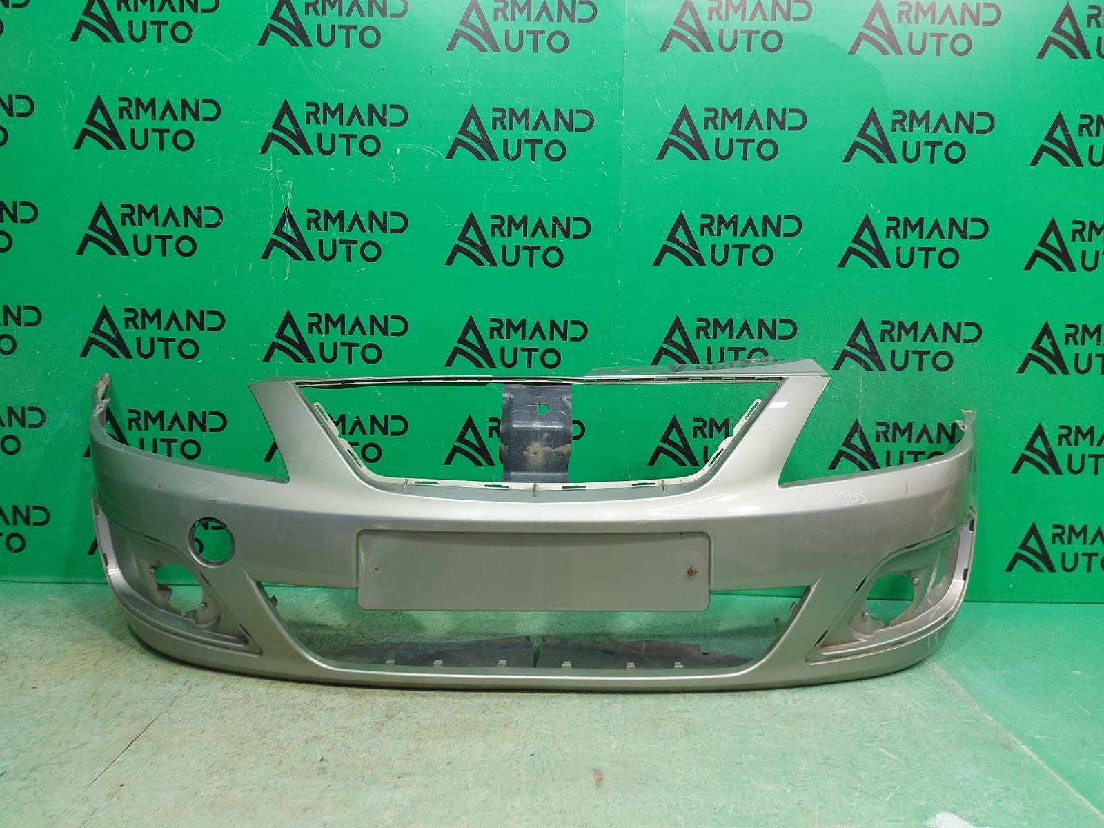 Бампер Lada Largus 1 2012 передний (б/у)