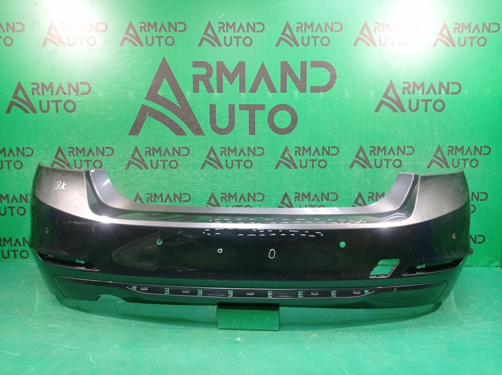 Бампер Bmw 3 Series F30 2011 задний (б/у)