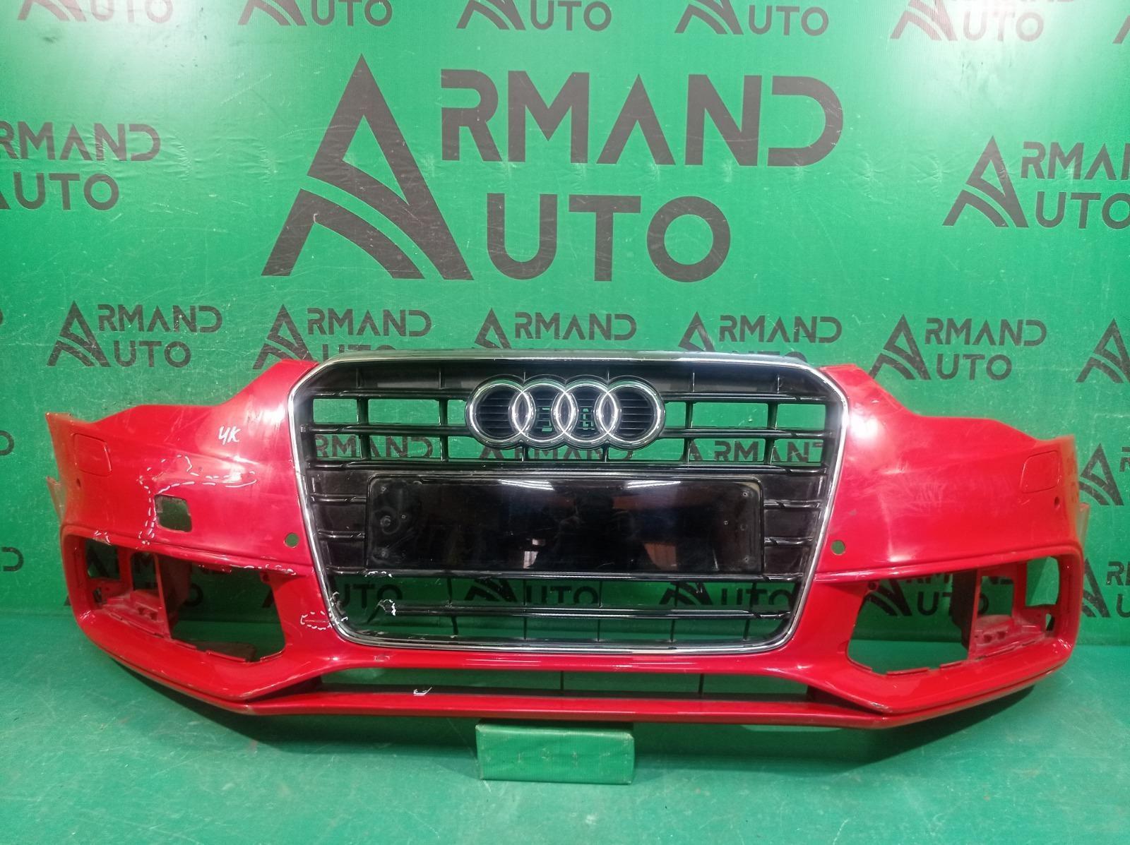 Бампер Audi A5 1 8T 2011 передний (б/у)