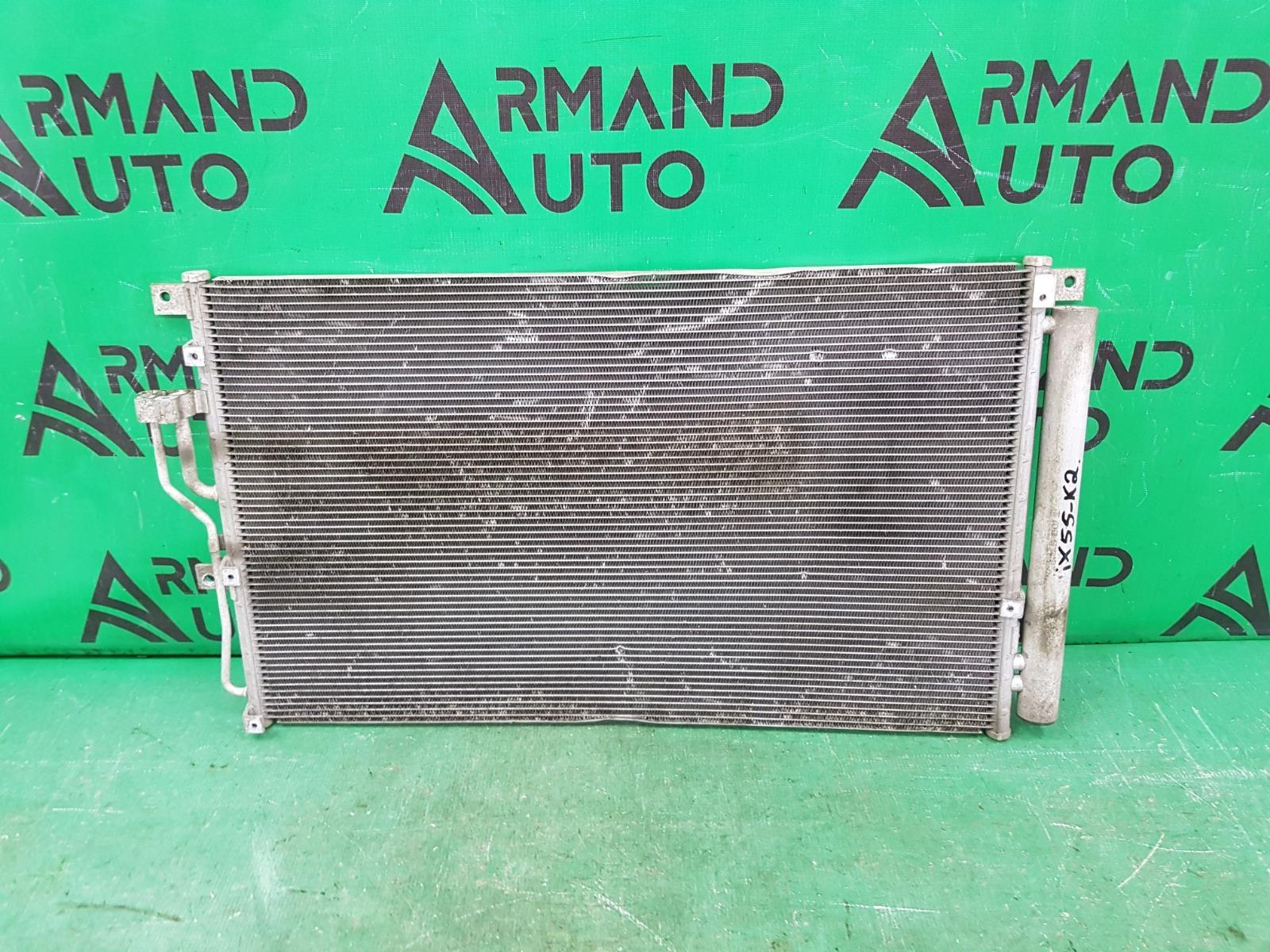 Радиатор кондиционера Hyundai Ix55 2008 (б/у)