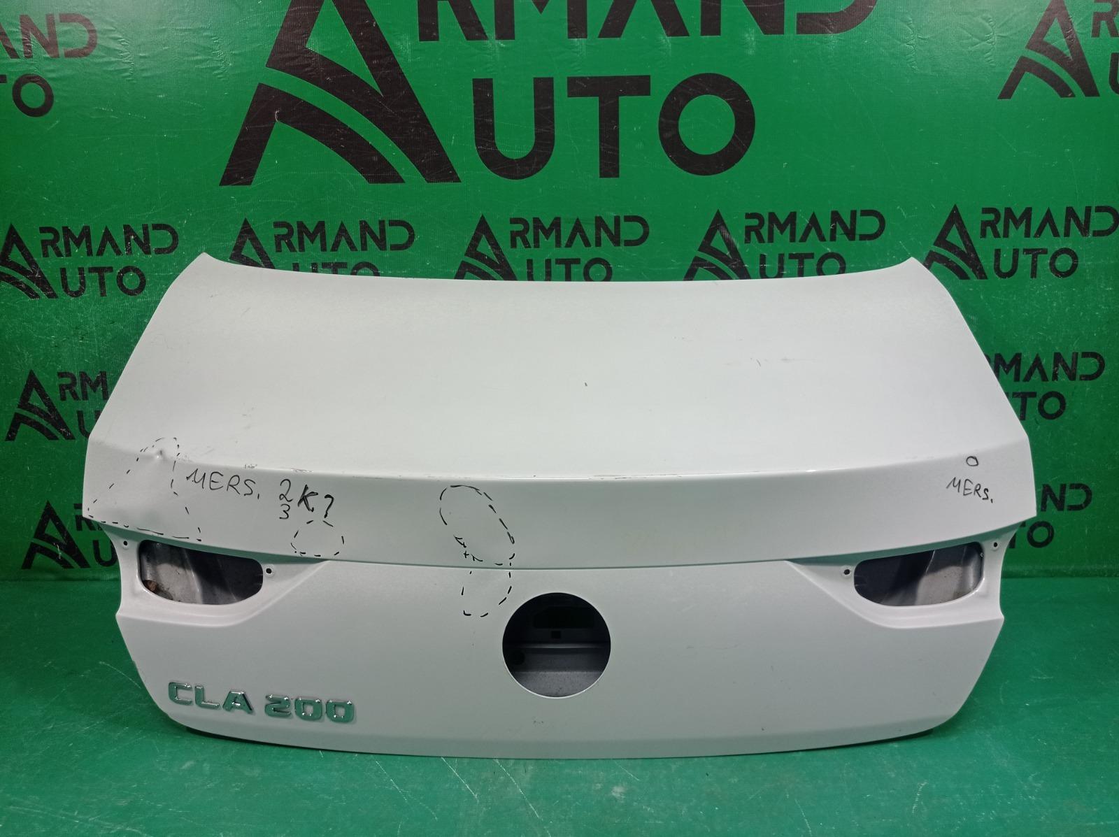 Крышка багажника Mercedes Cla-Class C118 2019 (б/у)