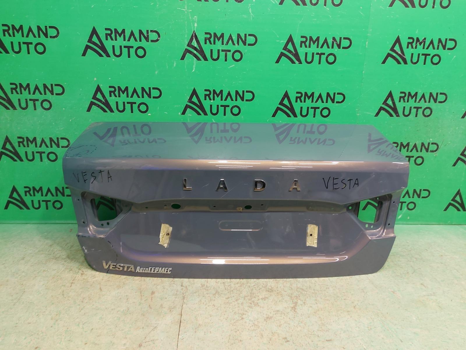 Крышка багажника Lada Vesta 1 2015 (б/у)