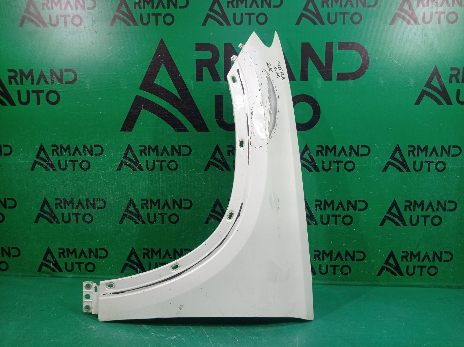 Крыло Mercedes Gle-Class W167 2018 переднее левое (б/у)