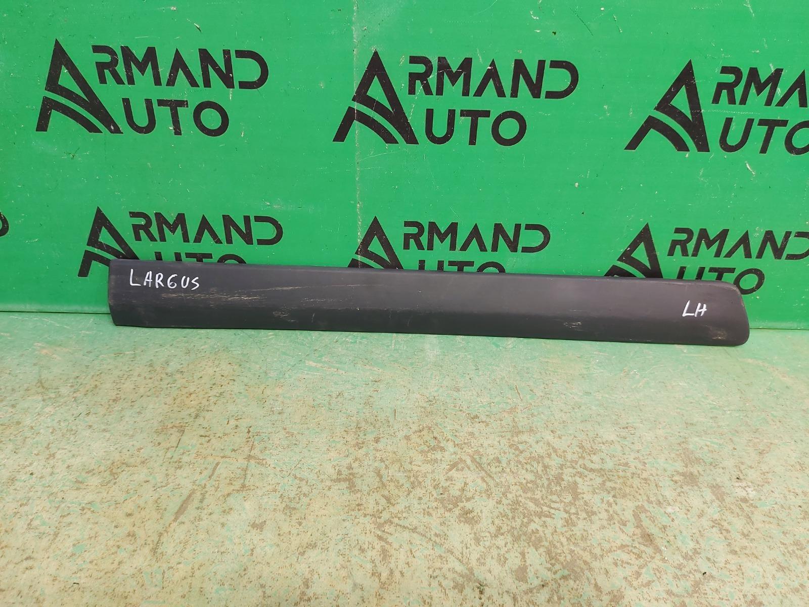 Накладка двери Lada Largus 1 2012 передняя левая (б/у)