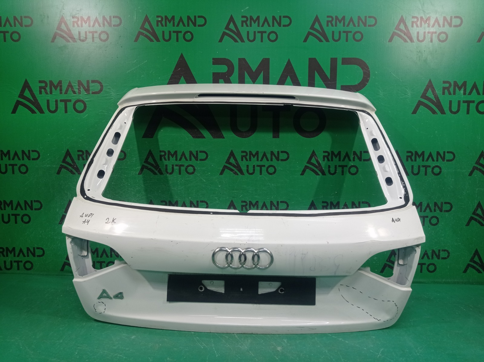 Дверь багажника Audi A4 4 B8 2007 (б/у)