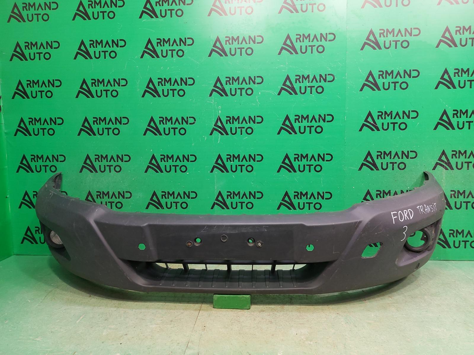 Бампер Ford Transit 7 2014 передний (б/у)
