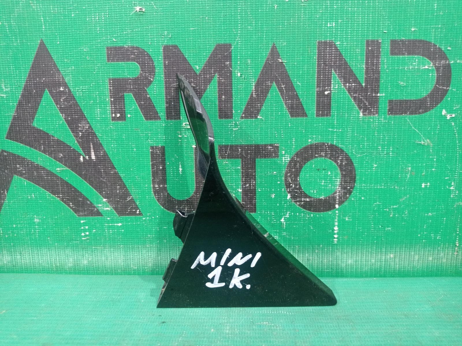 Накладка спойлера Mini Hatch F56 2013 задняя левая (б/у)