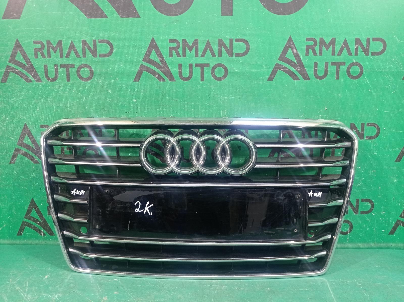 Решетка радиатора Audi A7 1 4G7 2010 (б/у)