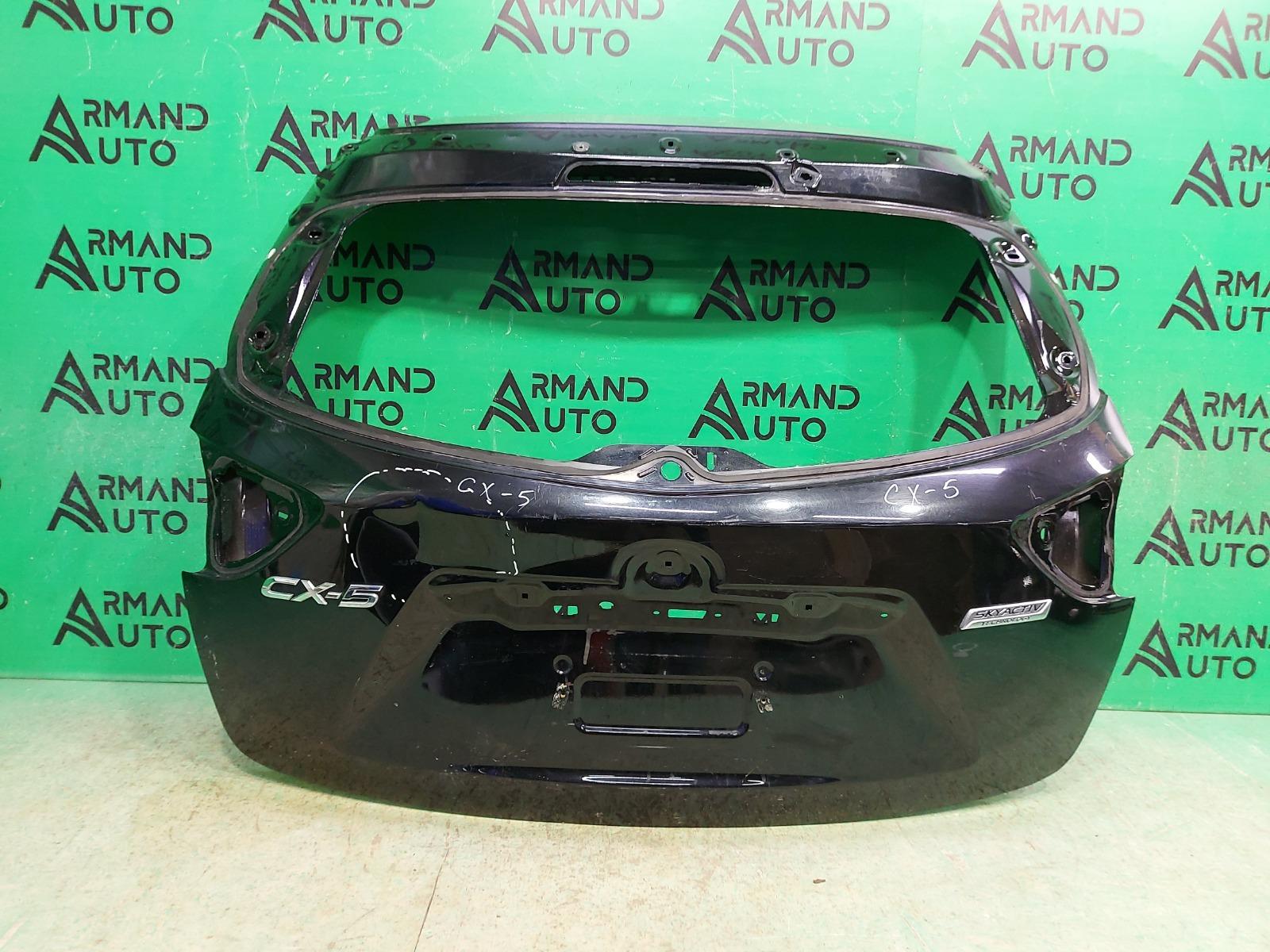 Дверь багажника Mazda Cx-5 Cx5 1 2011 (б/у)