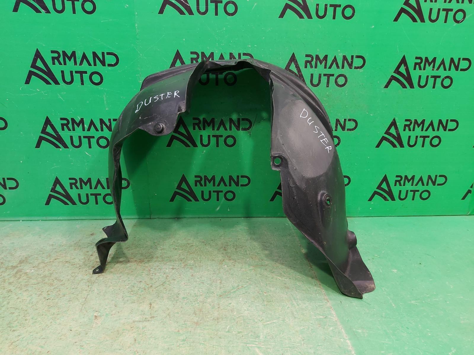 Подкрылок Renault Duster 1 2010 передний правый (б/у)