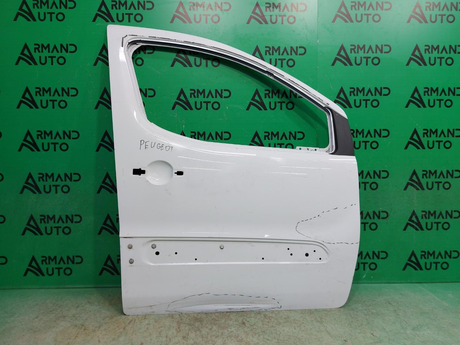 Дверь Peugeot Partner 2 2008 передняя правая (б/у)