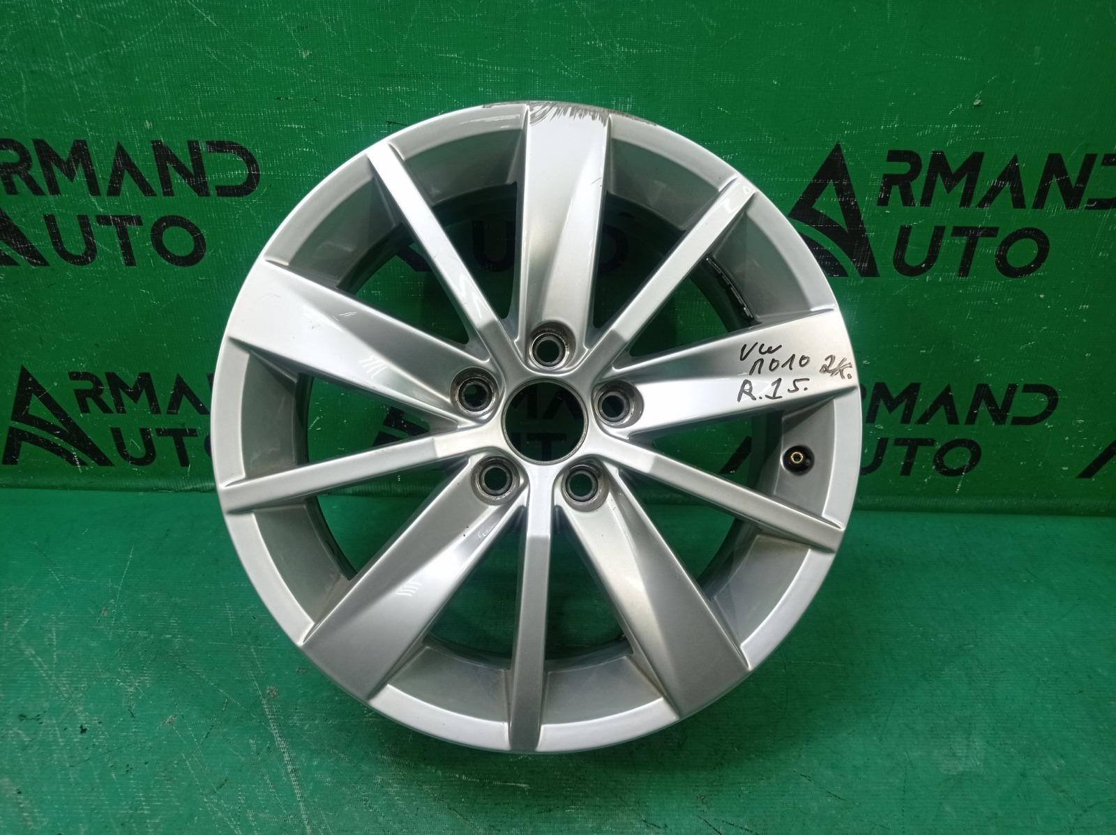 Диск колёсный Volkswagen Polo 5 (б/у)