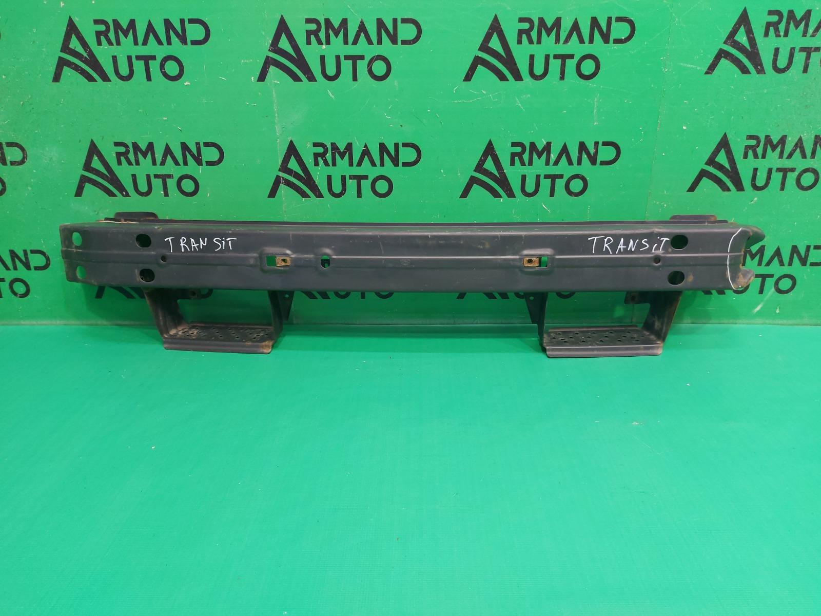 Усилитель бампера Ford Transit 6 2006 передний (б/у)