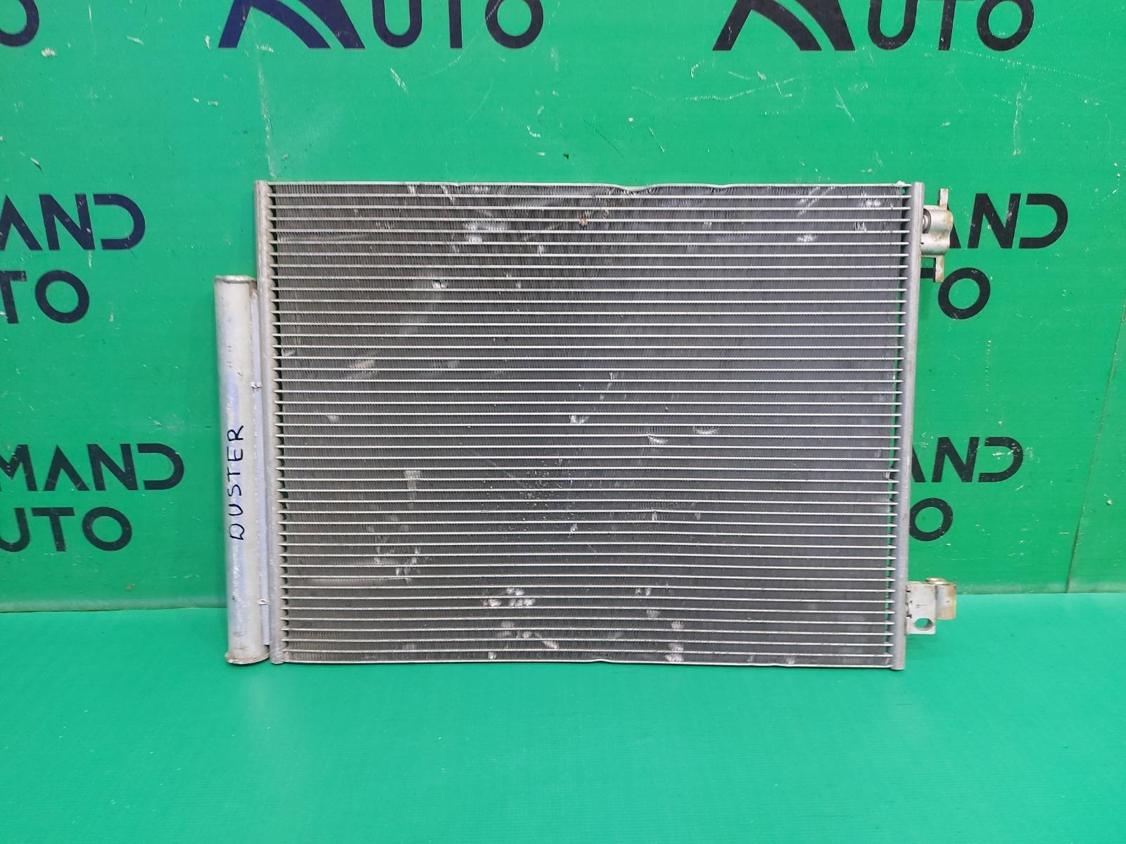 Радиатор кондиционера Renault Logan 2 2014 (б/у)