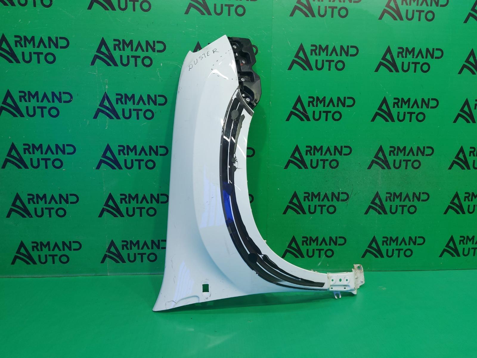 Крыло Renault Duster 1 2010 переднее правое (б/у)