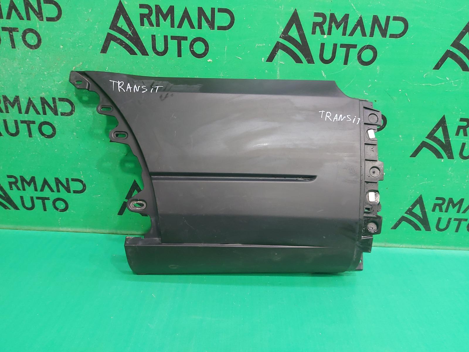 Накладка бампера Ford Transit 7 2014 задняя левая (б/у)