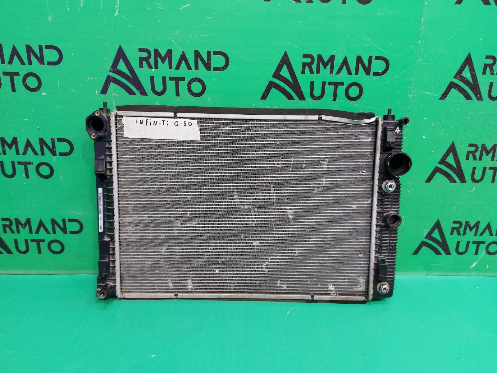Радиатор охлаждения Infiniti Q50 1 2013 (б/у)