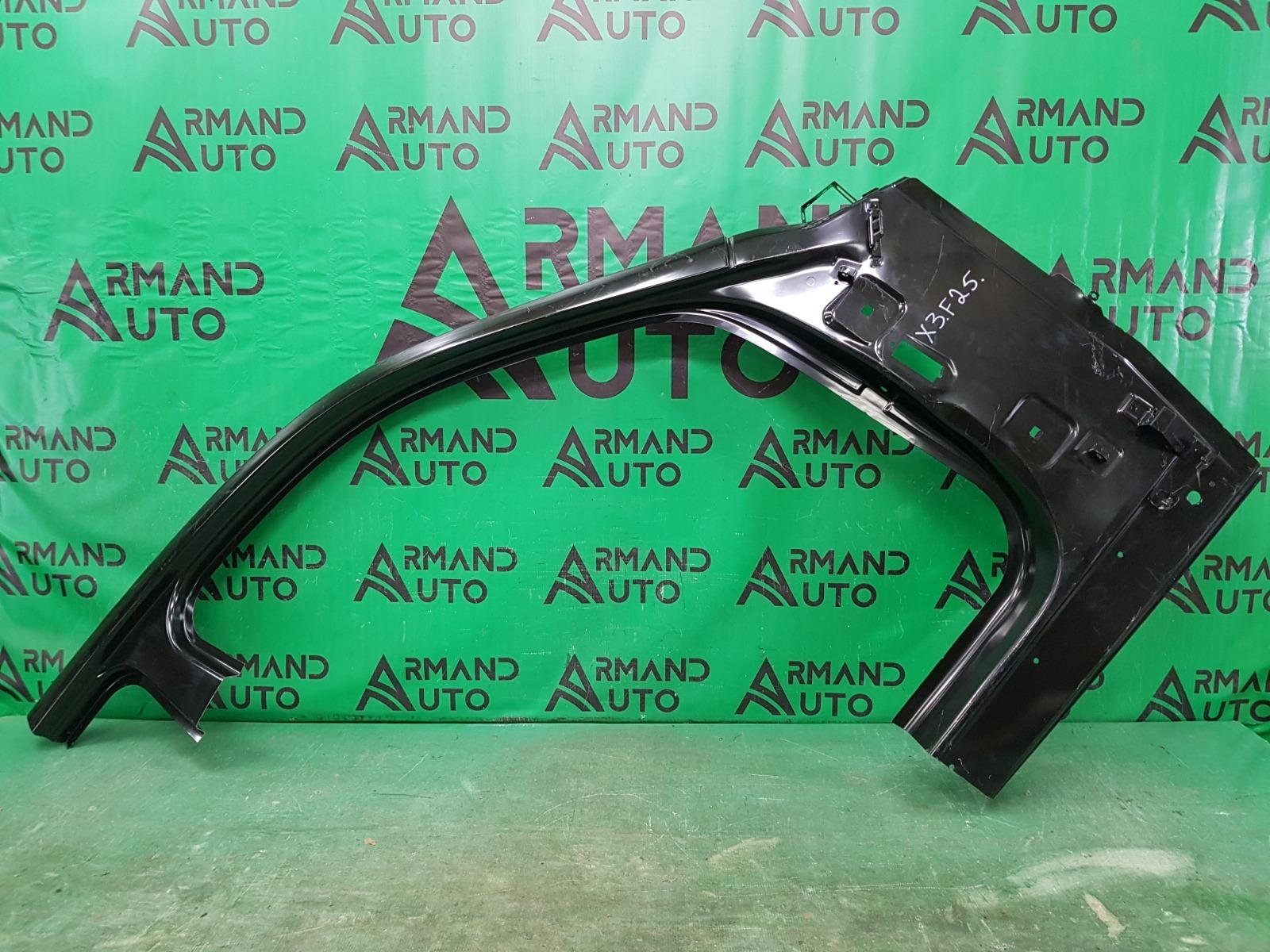 Стойка кузова Bmw X3 F25 2010 передняя правая (б/у)