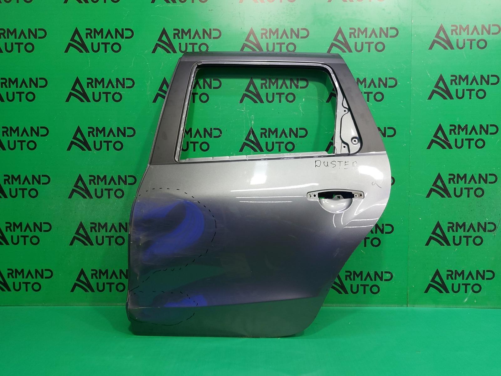 Дверь Nissan Terrano 3 2014 задняя левая (б/у)