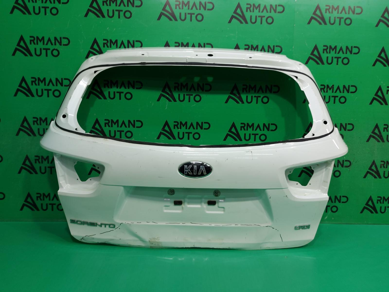 Дверь багажника Kia Sorento 3 PRIME 2014 (б/у)