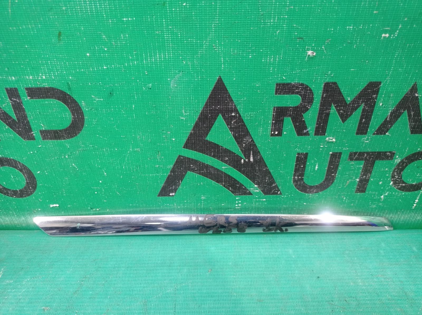 Накладка решетки радиатора Mercedes Gla-Class X156 2013 правая нижняя (б/у)