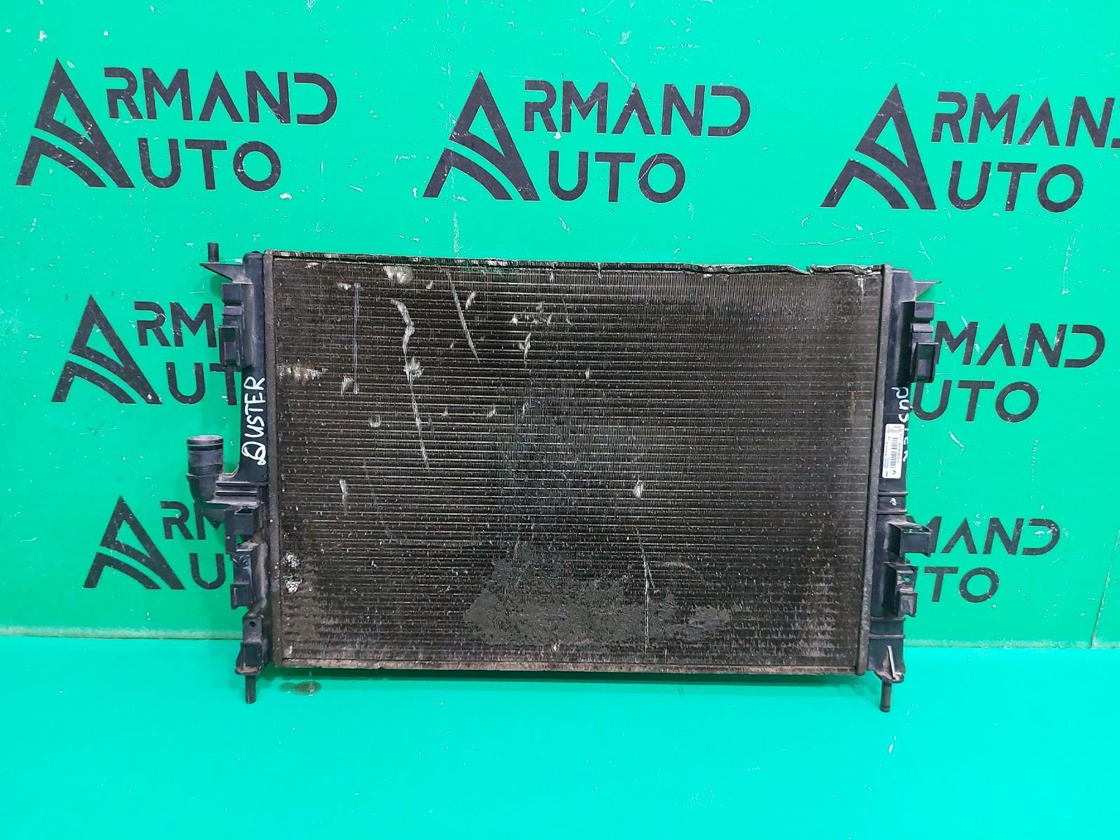 Радиатор охлаждения Renault Logan 1 2004 (б/у)