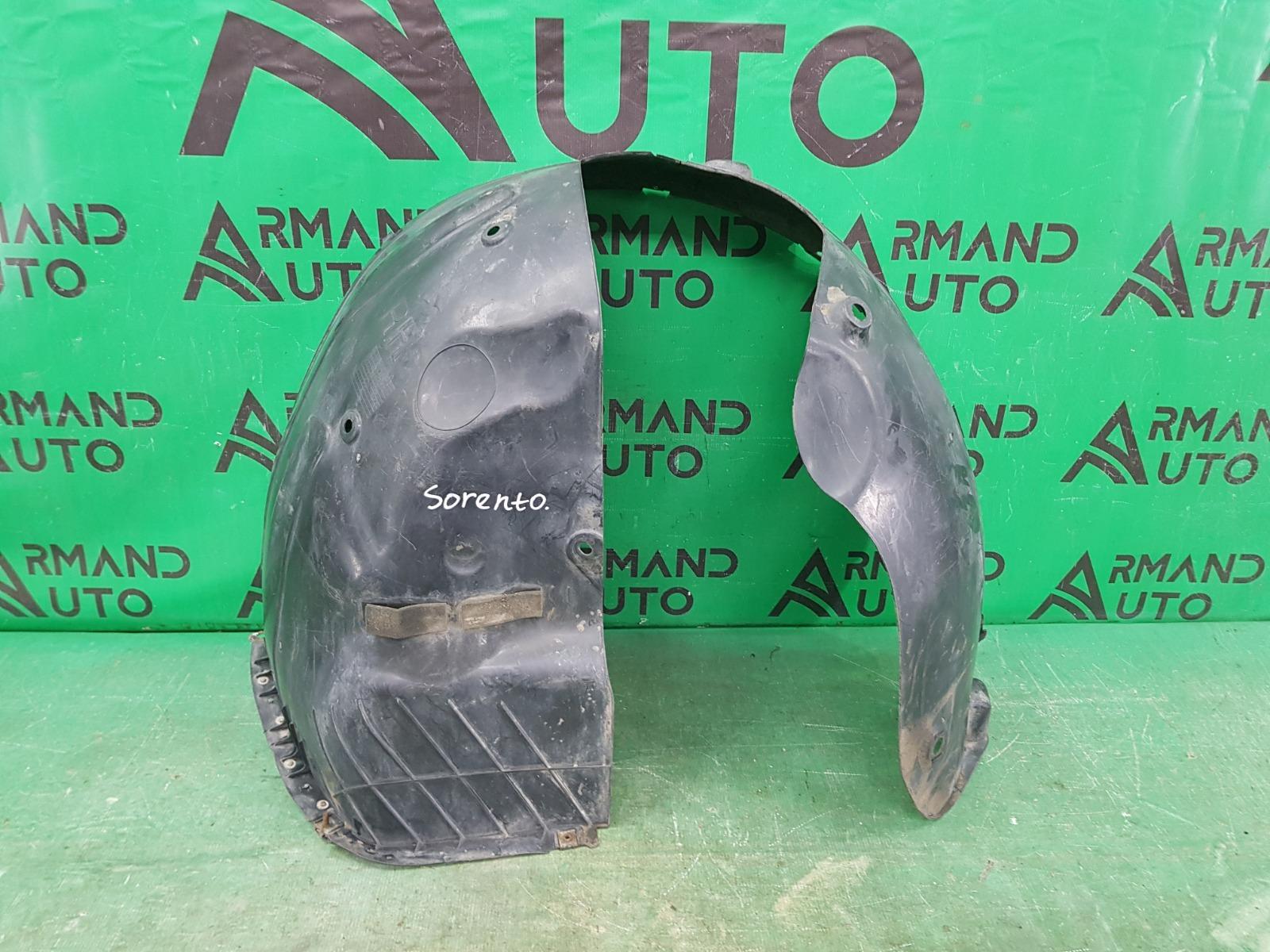 Подкрылок Kia Sorento 3 PRIME 2014 передний правый (б/у)