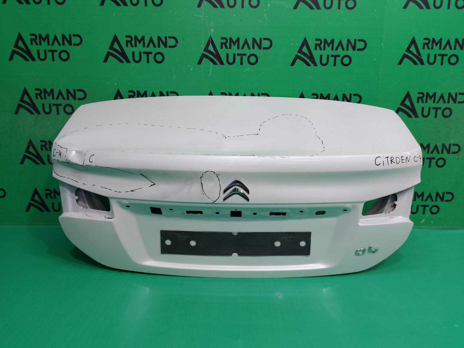 Крышка багажника Citroen C4 2 2010 (б/у)