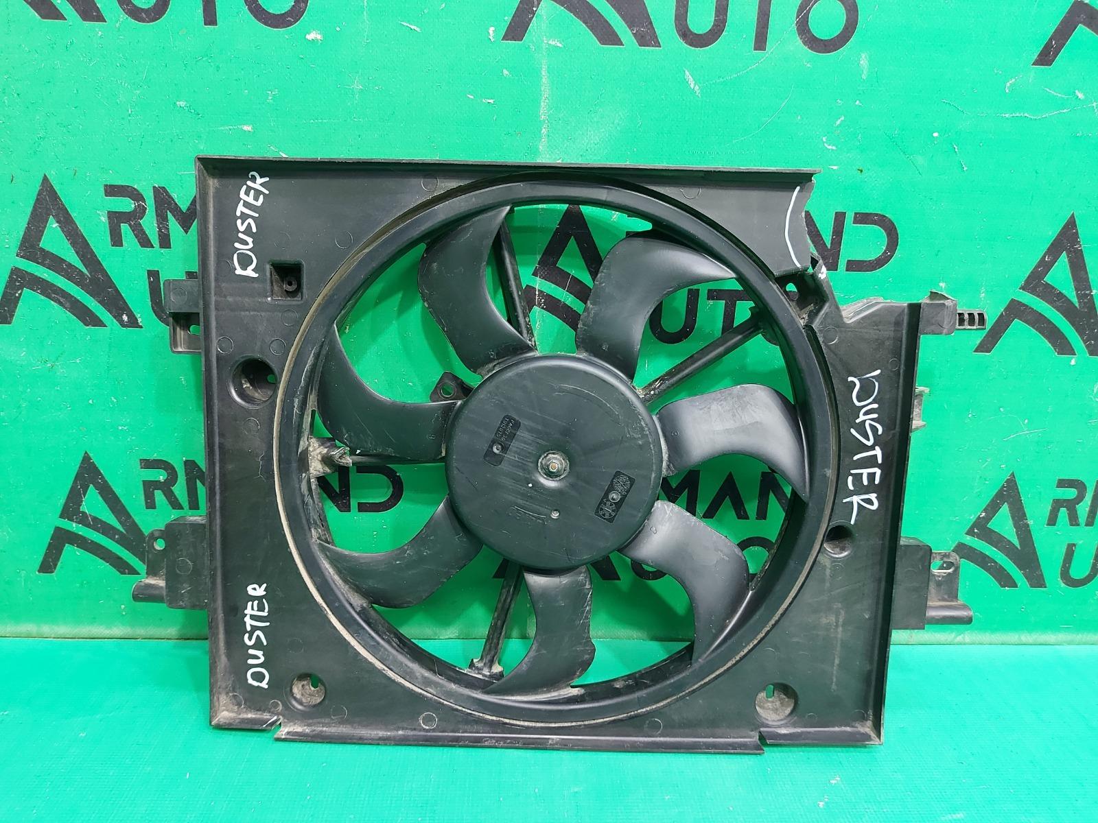 Диффузор вентилятора Renault Duster 1 2010 (б/у)