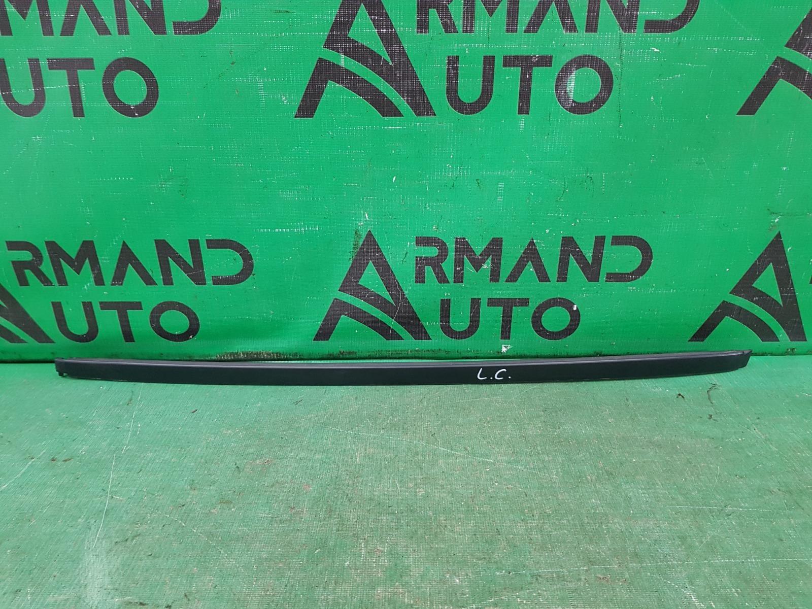 Накладка лобового стекла Toyota Land Cruiser Prado 150 2009 левая (б/у)