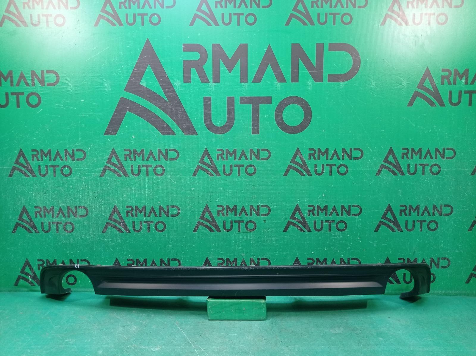 Юбка бампера Audi A4 5 B9 2015 задняя (б/у)