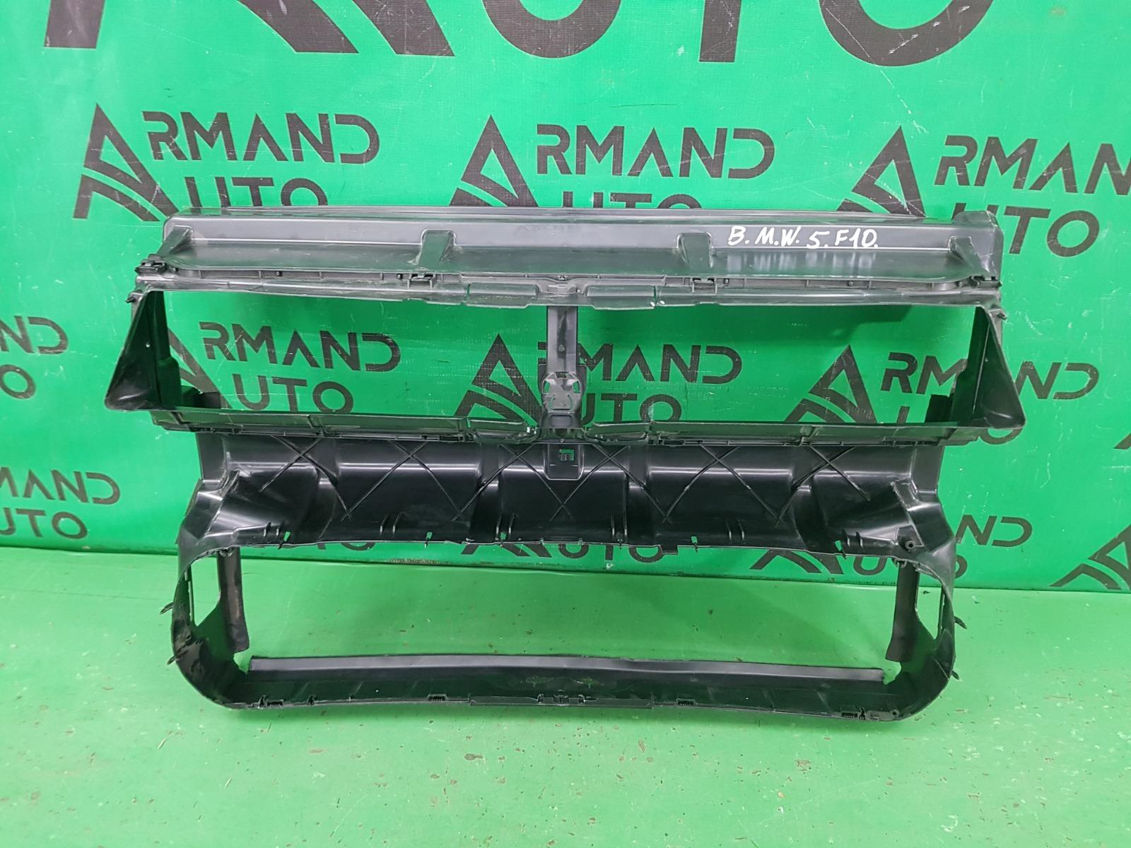 Воздуховод радиатора Bmw 5 F10 2009 (б/у)