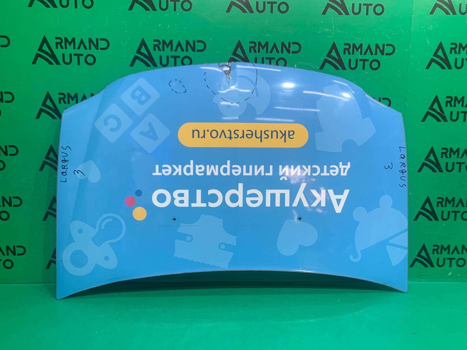 Капот Lada Largus 1 2012 (б/у)