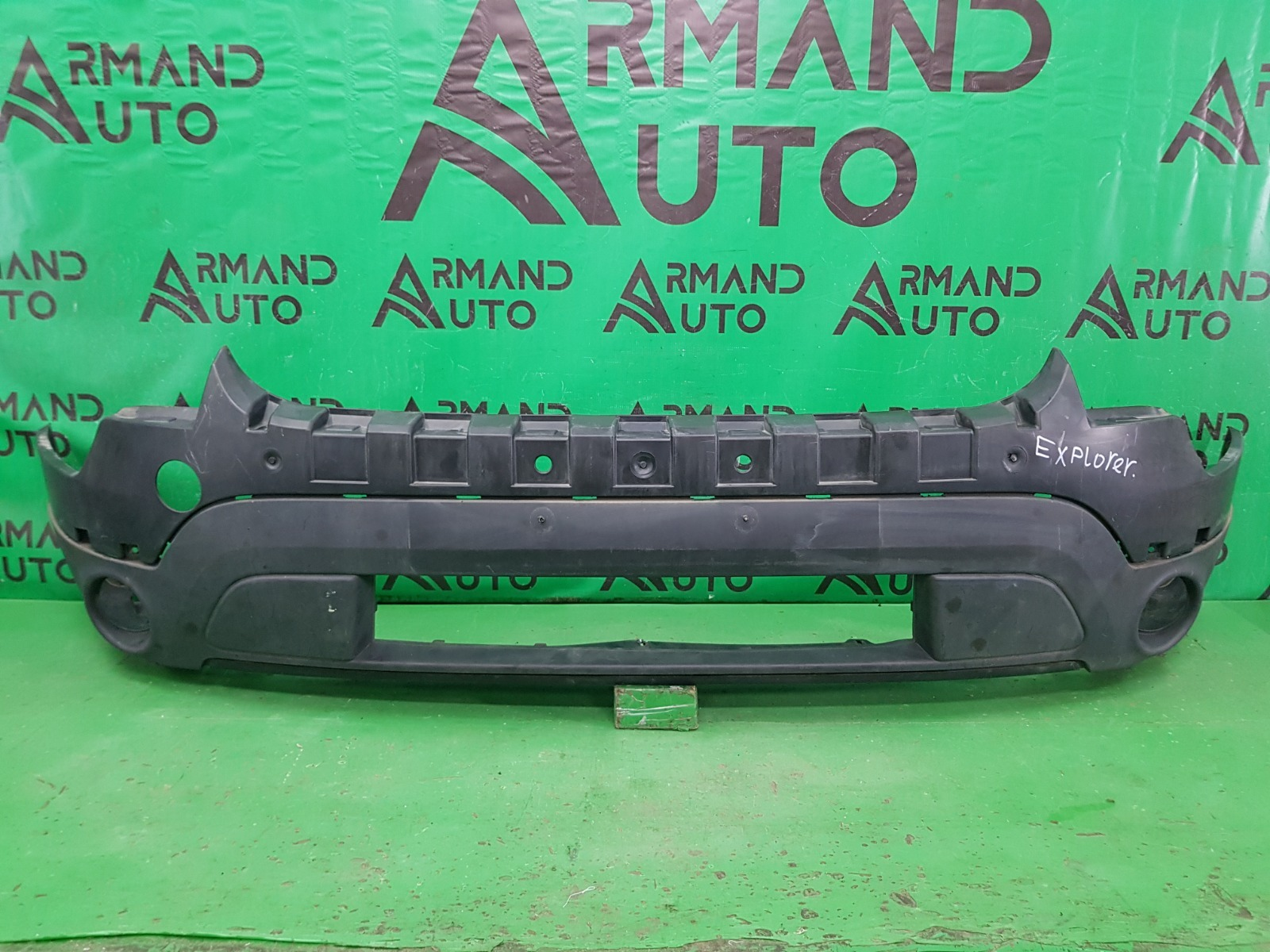 Юбка бампера Ford Explorer 5 2010 передняя (б/у)