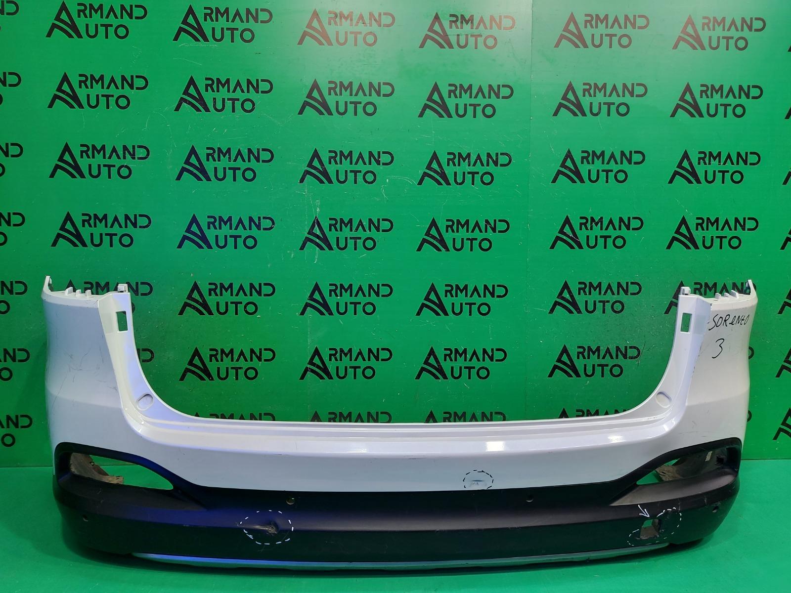 Бампер Kia Sorento 3 PRIME 2014 задний (б/у)