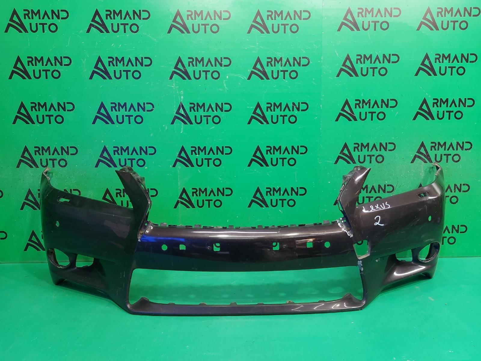 Бампер Lexus Gs 4 2011 передний (б/у)