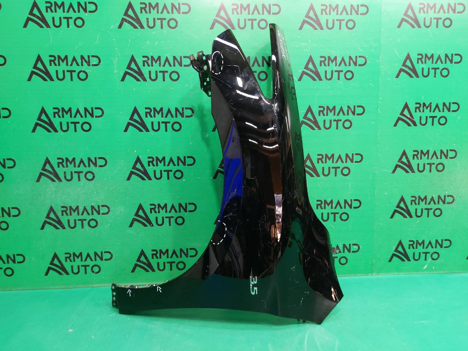Крыло Infiniti Jx Qx60 L50 2013 переднее левое (б/у)