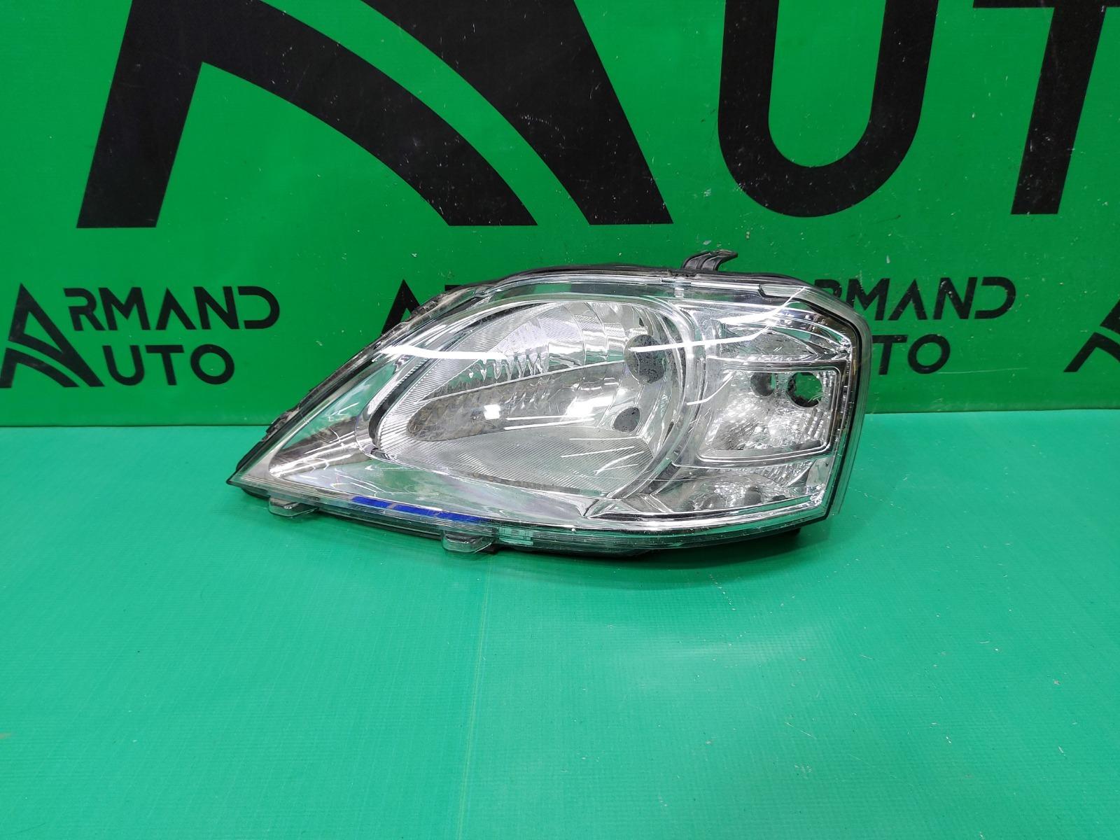 Фара Renault Logan 1 РЕСТАЙЛИНГ 2009 левая (б/у)
