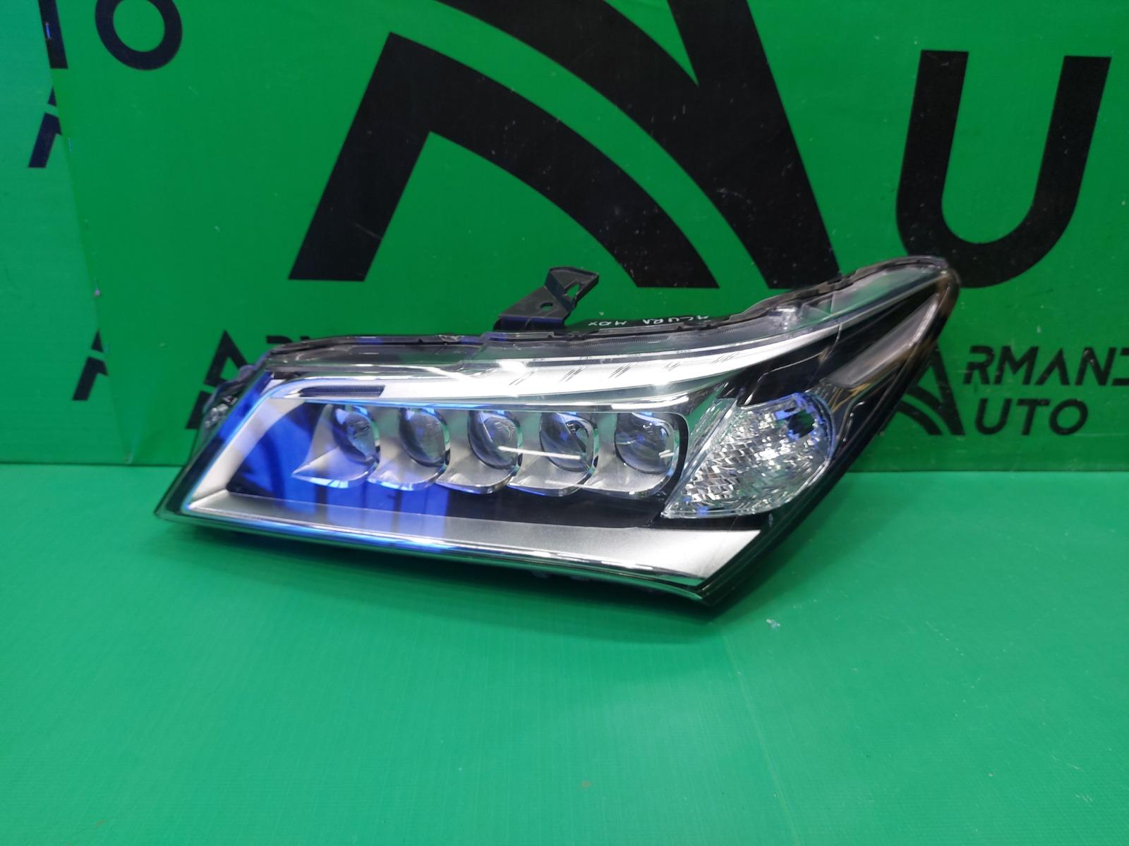 Фара Acura Mdx 3 2013 левая (б/у)
