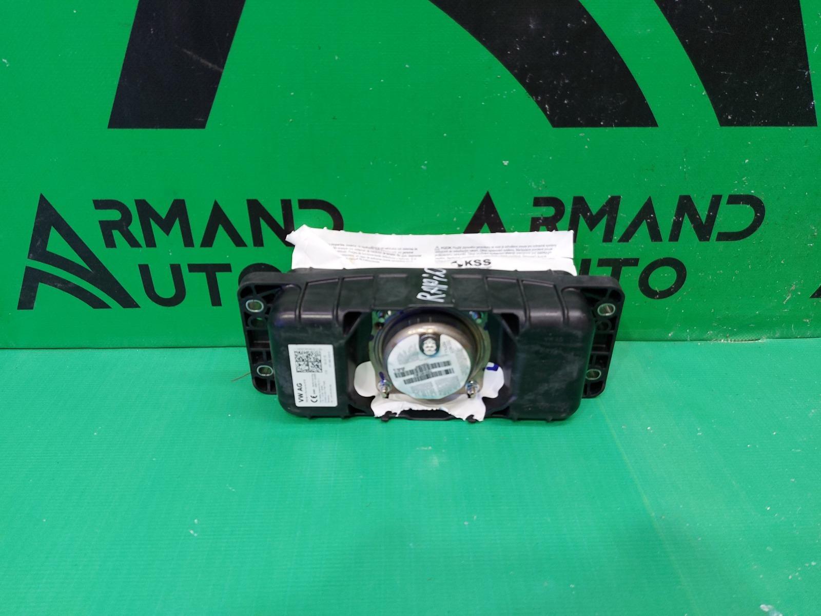 Подушка безопасности airbag Skoda Rapid 1 2012 (б/у)